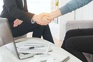 Client purchasing workers compensation insurance