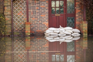 Certain types of water damage are excluded from most homeowners insurance policies