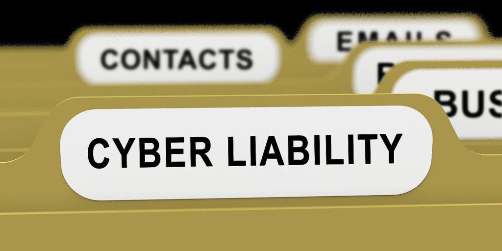 Cyber Liability Insurance folder