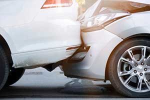 Car crashed with a driver who has a Naperville, IL auto insurance policy