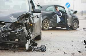 Drivers who have Peoria, IL auto insurance involved in a crash