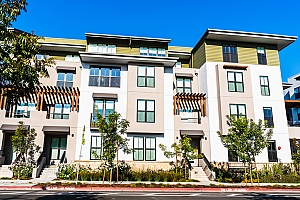 condominiums whose inhabitants are covered by HOA insurance