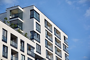 modern apartments where habitational insurance is a requirement for landlords